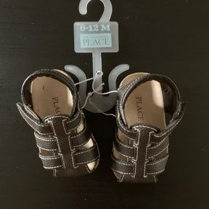 Children's Place Shoes - Brown sandals